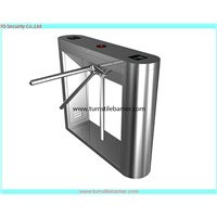 Electronic Stainless Steel Tripod Turnstile  RS 518