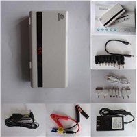 Emergency Mini 5V 2.1A, 12V 2.5A Lipo Battery Portable Power Bank