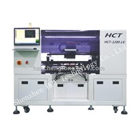 Excellent quality HCT-1200-LV Automatic Pick and Place Machine for LED PCB SMT Assembly