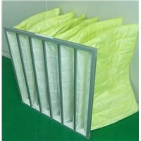Extended Surface Bag Filter, Pocket Filter