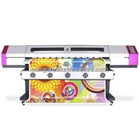 FAST SPEED!1600mm galaxy sticker printing machine