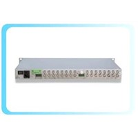 FOWAY8032 24/32/64 channels digital video optical transceivers