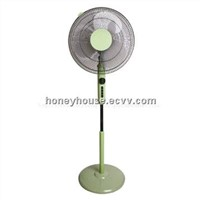 "Factory Direct Sell 16"" Stand Fan with Remote Control with Full Copper"