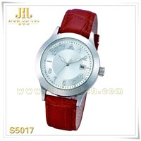 Fashion and glamour men business watch
