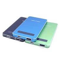 Fasion Best mobile power bank /good quality portable charger approve with CE, RoHs