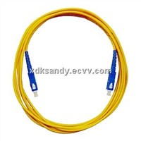 Fiber optic cable /SC/PC-SC/PC Patch Cord