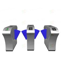 Flap barrier flap turnstile flap gate wing gate security barrier RS 388