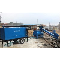 Foamed Concrete Machine (FM-25)