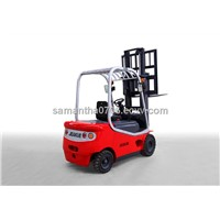 Four Wheels Electric Forklift (JK8511)