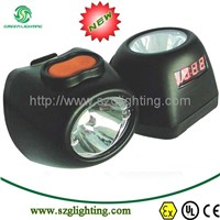 GL4.5-A anti-explosive digital cordless safety cap lamp