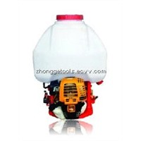 Gaoline engine sprayer model 900 four stroke high power agricultural sprayer