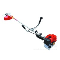 Garden equipment Mitsubishi TB43 two stroke side pack type brush cutter