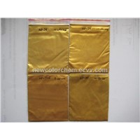 Gold series of Pearlescent pigment