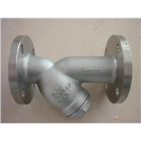 HCH  valve body, silicasol process, investment casting