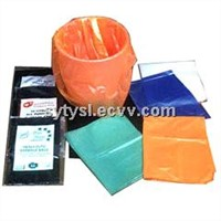 HDPE/LDPE Plastic Bags