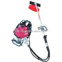 HONDA GX-35 four stroke brush cutter knapsack grass trimmer