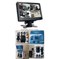 HW-DCLK04 Touchscreen DVR Kit
