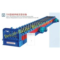 Haide 720 forming machine for building bearing plate