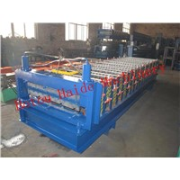 Haide 840/850 double layer roll forming machine