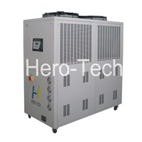 Heating and Cooling Chiller Unit
