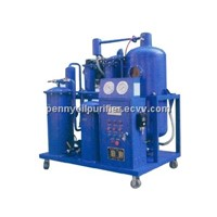 Hi-automatization operation lube oil purification systems,deeply and quickly eliminate water and gas