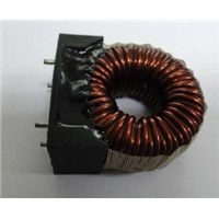 High Power Toroidal Core Inductor for Inverters , Chargers