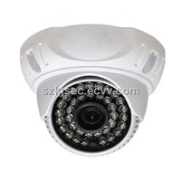 High Quanlity Low Price DC12V IR Dome CCTV Camera 1/4CMOS 1/3SONY CCD 420TVL/700TVL 3.6/6mm Lens
