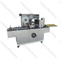 High Speed Cellophane Wrapping Machine for large box