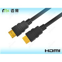 High quality hdmi cable With 24K gold-plated connectors
