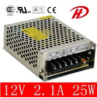 Hot-Selling 25W 24V Electrical Power Supply/Switching Power Supply (HS-25W)