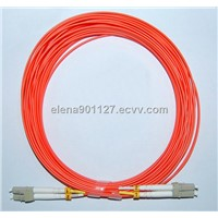 Hot sales LC MM Duplex Fiber Optic Patch Cable