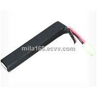 Hot selling lipo battery for R/C airsoft 1300mAh 20c 11.1V(3S)