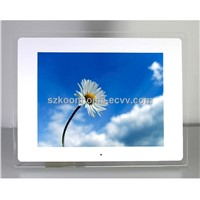 Hotselling 7 inch digital photo frame with good factory price