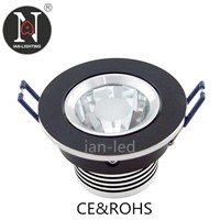 IAN C3300-7W LED COB Ceiling light/ Down light / Recess light/ Pop Light/spot light