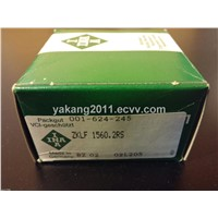 INA Axial angular contact ball bearings ZKLF1560-2RS