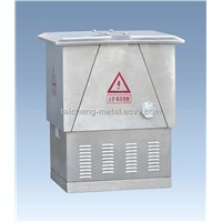 IP65 stainless steel electric control enclosure distribution box