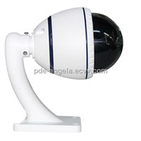 Indoor 2 Megapixel HD IP  Speed Dome Camera PTZ with 4X Optical Zoom