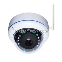 Indoor Used IR Dome IP Camera Megapixel Wireless WIFI IP Network Camera