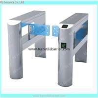 Intelligent Auto Reset Bi-direction swing gate turnstile