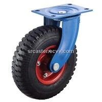 Iron Core Pneumatic Rubber Caster