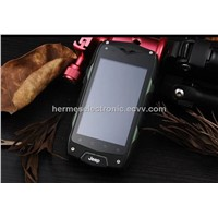 "Jeep IP 68+ MTK6572 Dual Core Smartphone IP67 Waterproof Shockproof Dustproof 3.5"" Screen 960*640P"
