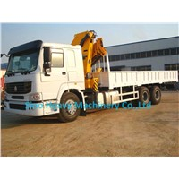 Truck Mounted Crane SQ5ZK3Q, Loading Capacity 5t, XCMG Brand