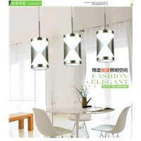 LED Pendant lights 3W-24W  modern brief led bar lamp acrylic pendant lamps
