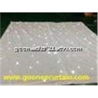 LED Star Curtain for Stage Background Decoration