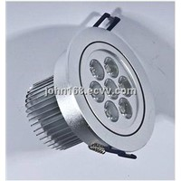 LED down light 7w