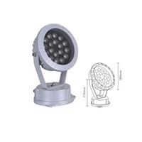 LED flood light with 2 years warranty