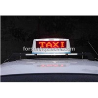 Taxi Sign, Led Taxi Sign, Led car display