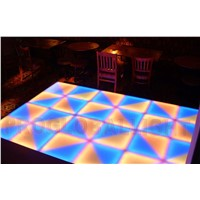 Led dance floor/stage lights