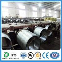 Low price Electro Galvanized binding Wire used as construction material