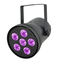 MINI LED Par light,6PCS 3W 3in1 RGB,LED Stage light,LED Wash,Venuslight